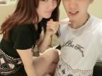 2014韩国新款 夏装韩版修身情侣装短袖个性原宿风半袖t恤潮