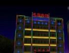三亚喷绘写真工厂 楼体广告 工程围挡 楼宇亮化