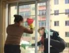 常州勤业专业擦窗户 打扫卫生 全面清洗地板清洗打蜡