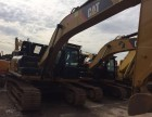 A 精品车况二手挖掘机卡特320,上手即可工作,全国包送