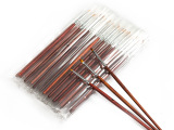 EZ美甲排笔美甲彩绘笔 平口、斜口 排笔美甲行业多用途纯貂毛
