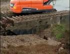 茂名茂港哪里有淤泥清於挖掘机出租