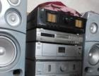 功放、卡座、VCD、音箱