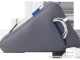 舒可布艺新款多功能三角棱形 Ipad  平板电脑靠垫 支架