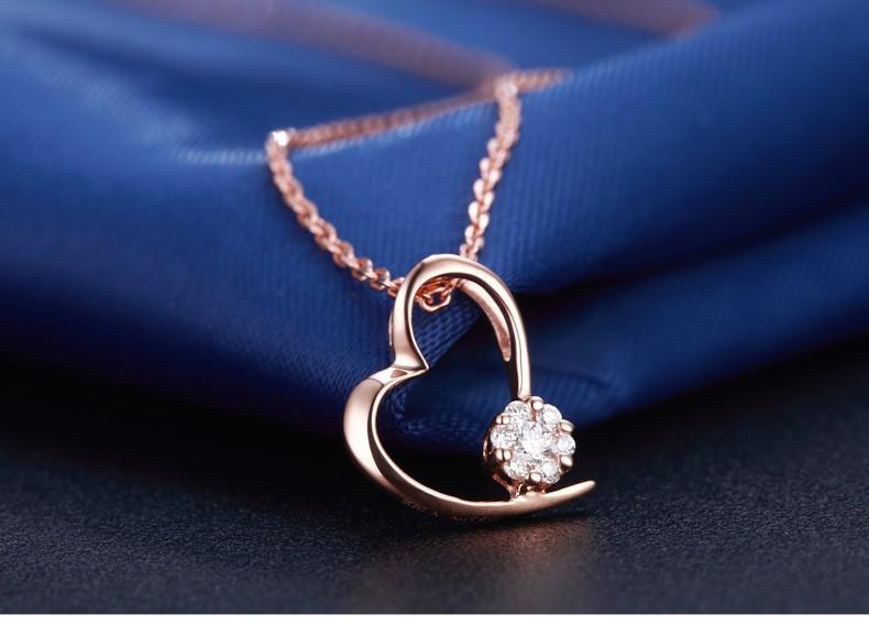 武汉久福源珠宝,定制钻戒婚戒对戒,钻石吊坠特价1388元