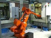 上海泉威数控工业机器人智能技术培训