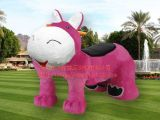 惠州厂家专业生产毛绒动物车,儿童毛绒电瓶车,30多种款式可选