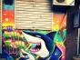 墙体彩绘,街头涂鸦,