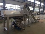 5吨刮板提升机新乡新航液压设备有限公司5吨葡萄破碎机厂家