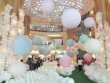 南宁专业高端商务酒会策划 鲜花气球现场布置 精美餐食全服务