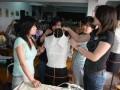 宁波金亚服装设计培训 裁剪 缝纫 立体裁剪
