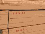 江苏奎发实业白松建筑木方工程木方家具板材托盘料