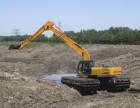 卡特320型水陆两用挖掘机租赁服务相对好