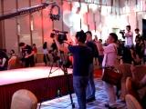 杭州唱歌手節目晚宴