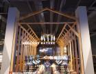 餐厅室内软装设计 北京海岸设计