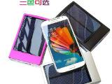 厂家直销批发太阳能充电宝!时尚高端大气手机通用版移动电源!