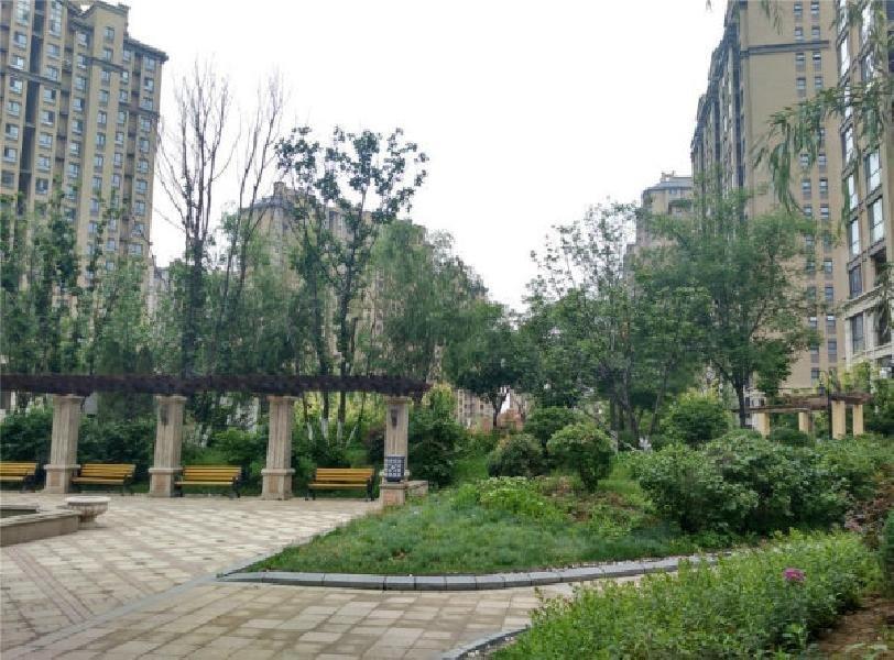 奥体长白长青 地鉄學效醫院配套热銷花园一楼220平花园单价玖