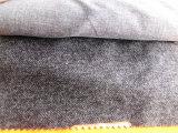 供应锦涤仿羊绒拉毛布印花面料里料,服装拼接面料