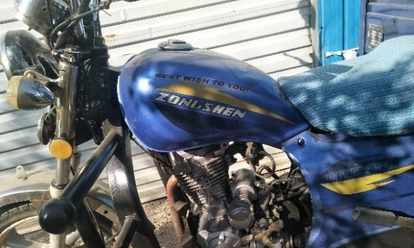 转让宗申125摩托三轮