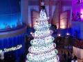 大型户外圣诞树生产厂家5-30米大量现货圣诞树安装