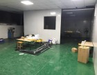 凤岗竹塘出租楼上标准厂房1200平方,带绿色地漆