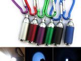 伸缩聚焦手电筒/最小LED强光电筒/变焦