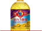 供应 多力非转基因 5L五珍宝葵花籽食用调和油 5珍宝 批发