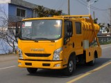 路鑫牌NJJ5071ZBS5型摆臂式垃圾车 后装式垃圾车