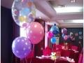 氦气球空飘放飞房地产商场活动气球放飞