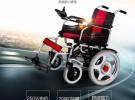 吉芮电动轮椅1801可折叠轻便老年人残疾人四轮代步车上海松江2380元