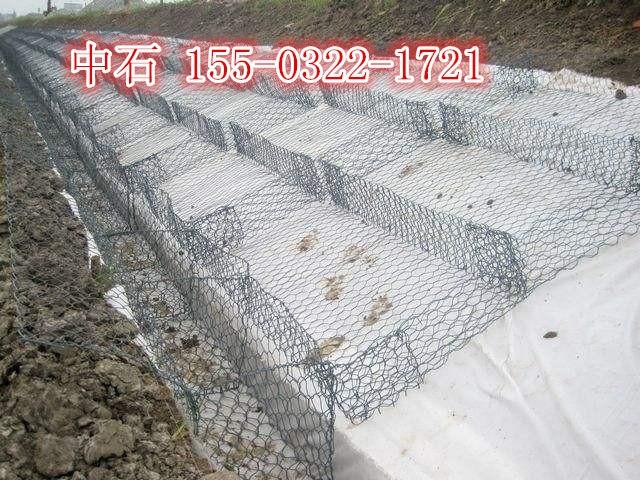 防洪护固堤格宾垫 镀高尔凡雷诺护垫护坡护岸 雷诺护垫厂家