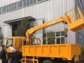 陕汽德轩13吨吊车程力吊机