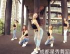 简阳钢管舞 钢管舞培训 星秀舞蹈学校