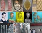 8月1号重庆恒泰北京精雕平面深浮雕制图设计初级到高级班开班
