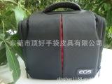 现货黑色尼龙布防水单反相机包、防水摄影包、佳能单反包、EOS包