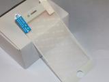 厂批 iPhone6炫彩色电镀钢化玻璃全屏贴膜 苹果6电镀彩色边