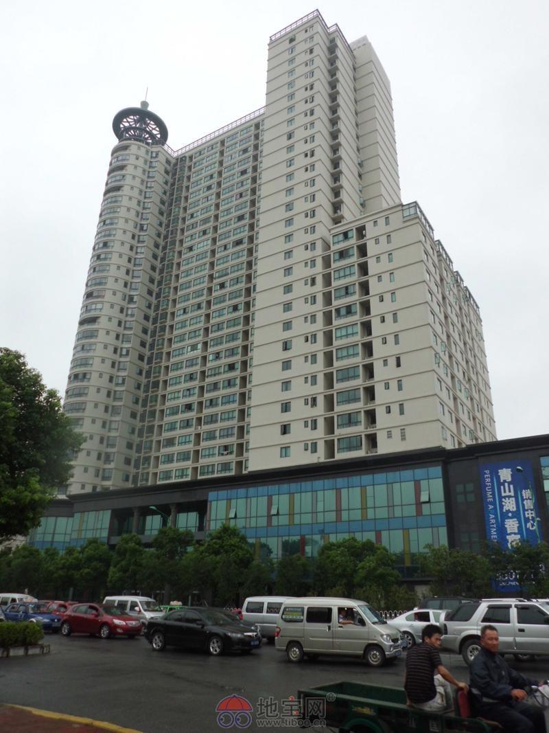 洪都北大道 青山湖香寓 74平米 商务办公首选青山湖香寓