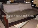 沙发办公民用沙发 现代实木雕花沙发 酒店