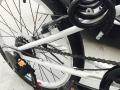 梅赛德斯奔驰自行车9成新 没骑多久500转让了