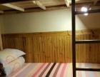 床位月租和房间月租。
