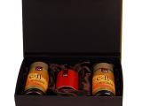 海南特产 力神醇品速溶咖啡300g礼盒装 口感醇香 众享每一刻香