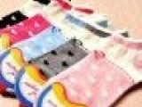厂家直销 韩国可爱复古蝴蝶结短袜子女士全棉袜 中筒纯棉袜