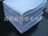 小方巾航空专用湿巾高阳毛巾厂家直销批发宾馆酒店白毛巾超细纤维