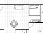 凤凰路三亚华庭天下 2室2厅89平米 简单装修 押一付三