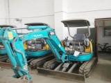广州低价出售18型20型二手小型挖机,果园二手挖掘机