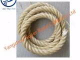 供应东方绳缆优质4-56mm剑麻绳,白棕绳,棕绳
