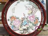 景德镇纯手工绘画陶瓷瓷板画 壁画 装饰画 四五屏陶瓷瓷板画