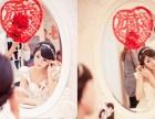 新娘跟妆 婚礼跟拍