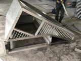 杭州304不锈钢剪板折边加工门套包边线条金属制品安装