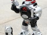 供应锋源玩具  锋源28083遥控编程机器人玩具
